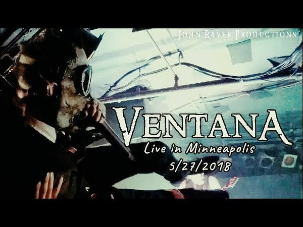 VENTANA Live @ The Cabooze in MPLS Holiday Special Full Concert 5 27 2018
