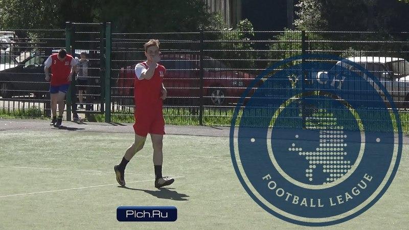 Кубок Лиги. Форфоровский пост - Долгое Озеро (группа D, тур 1)
