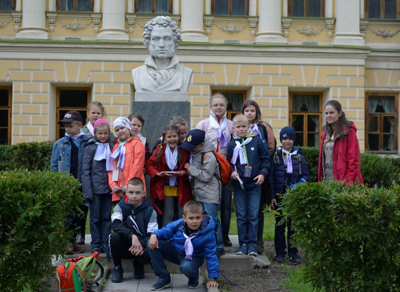 экскурсия вмузей Пушкина