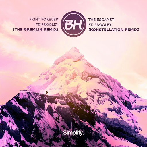 BH альбом Fight Forever / The Escapist Remixes