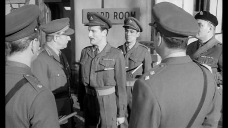 Лига джентльменов(Англия.Триллер.1960)