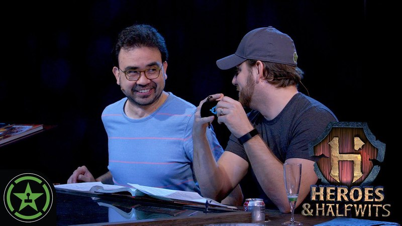 Heroes Halfwits: The Mechs Generation - Episode 3: Fathers and Errant Children (Part I)