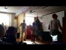 Беларусы канады торонто правяли каляднае святкаванне детскую ялинку спектакль про рыцаря на беларускай мове частка трэцяя