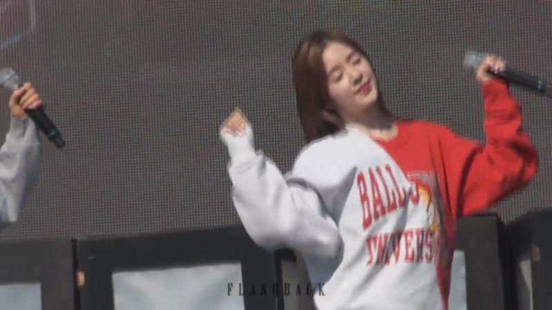150516 Red Velvet – Happiness (Irene Focus) @ Pyeongchang Winter Olympic G-1000 Event Fancam