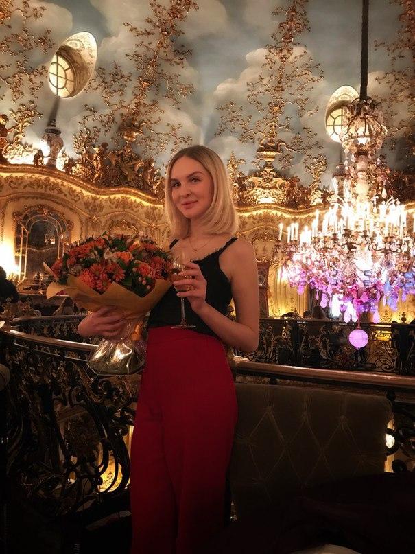Анна Привалова | Москва