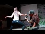 проект МелиSSa-booty dance