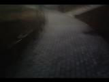 Вечерняя поездка на велосипеде в Челябинске у озёра Смолино)