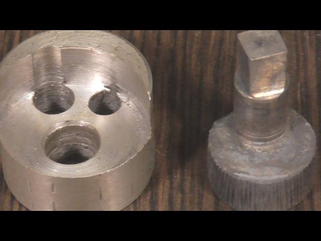 Эта конструкция поможет открутить шпильки