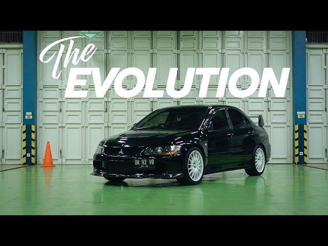 REVIEW - Mitsubishi Lancer Evolution IX RalliArt CARVLOG INDONESIA