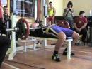 Епихин А, 100на16раз, СВ=89,6 кг, Класс Русский Жим, 19 02 2012