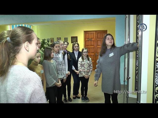 Саммит ТВ Полацкая дзяржаўная гімназія №1 імя Францыска Скарыны святкуе двай