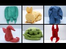 How To Make The Cutest Napkin And Towel Animals