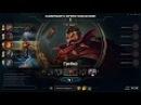 League of Legends - игра на Грейвзе (ARM)