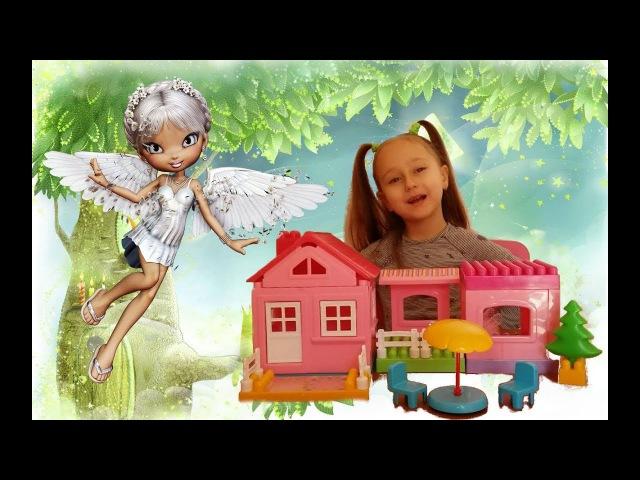 НАСТОЯЩАЯ ФЕЯ У НАС ДОМА! Мелисса создала дом и устроила крутую вечеринку / МИНЬО...