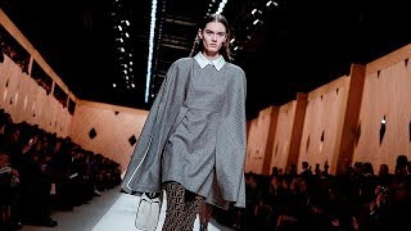 Fendi | Fall Winter 2018/2019 Full Fashion Show | Exclusive