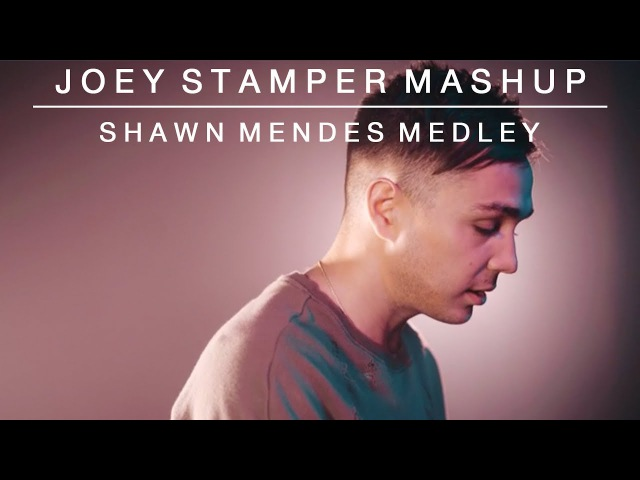 Shawn Mendes Medley (Mercy x There's Nothing Holdin' Me Back) | Joey Stamper Mashup