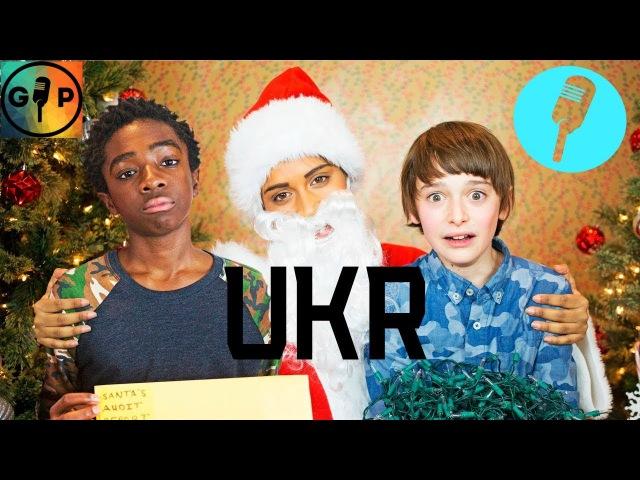 Українська озвучка - Якби Санта був придурком