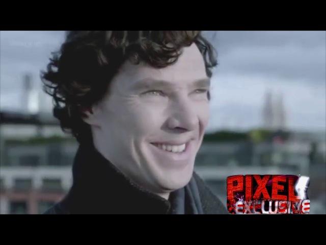 Независимая зависимость ШЕРЛОКА ХОЛМСА Sherlock - I'm not a drug addict. I'm a consumer.