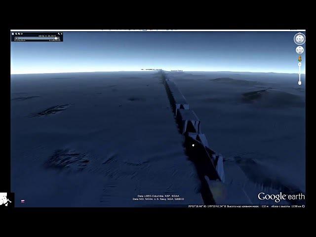 Что вырезали с Google Earth вы будете в шоке