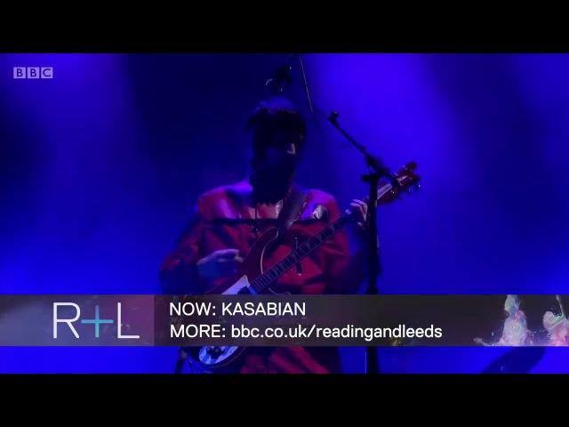 Kasabian Ill Ray The King Reading Festival 2017 01 18