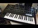 Sequential Circuits Pro One Synthesizer Demo