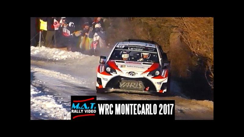 WRC Rallye MonteCarlo 2018 Preview | 2017 BEST OF THE BEASTS | @MATRallyVideo