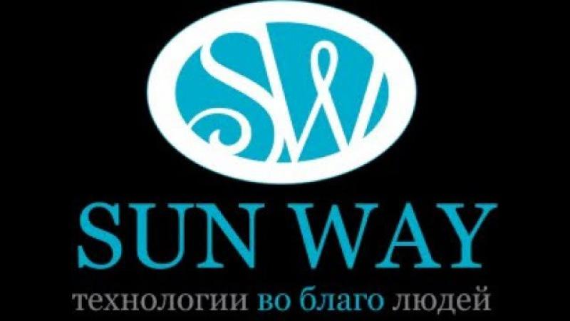 Каталог продукции SunWay