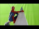 Spider Man Homecoming 2017 Stunts Behind The Scenes Part 1 HD Spidey Stunts