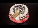 ♨️Вкусный бисквитный торт со взбитыми сливками в мультиварке рецепт торта рецепты для мультиварки