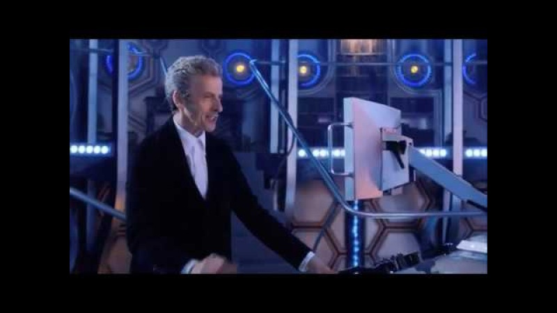 Doctor Who The Doctor Gets Frustrated As Clara Mispronounces His Device