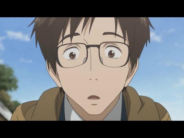 Прикол из аниме Паразит - Учение о жизни / Kiseijuu: Sei no Kakuritsu Аниме прикол