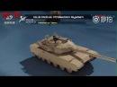 GL5 active protection system intercepting 120mm rocket Chinese tank GL5型主动防御系统拦截120mm火箭弹