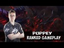 Team Secret Puppey Shadow Fiend Ranked gameplay