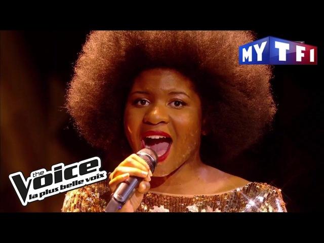 Shaby - « Entrer dans la lumière » (Patricia Kaas) | The Voice France 2017 | Live