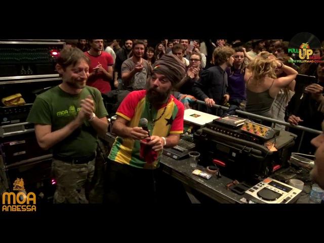Moa Anbessa - Telerama Dub Festival 15 - Last Tune - Lyon (Le Transbordeur)