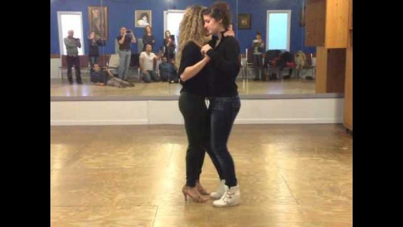 Rachel Cassandra and Rachel Meth