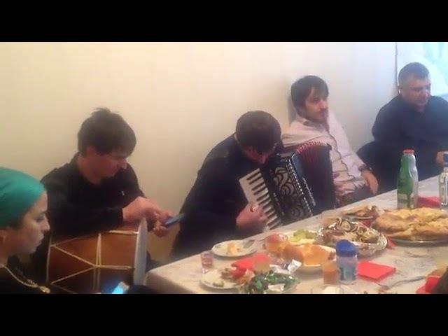Сируж. даргинская песня