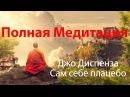 Самая полная медитация по книге Джо Диспенза Сам себе плацебо
