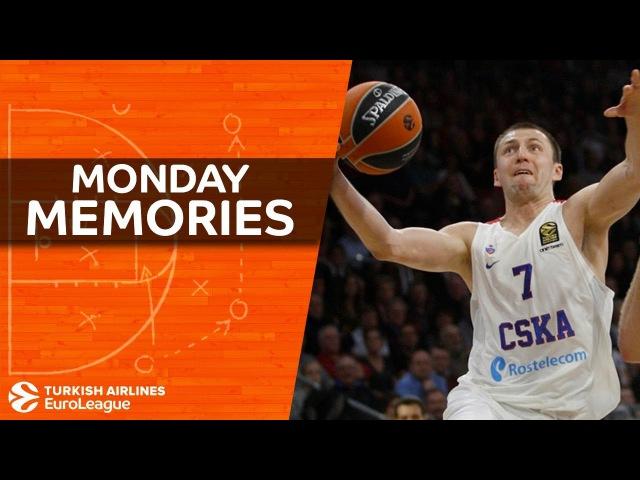 Monday Memories: CSKA's buzzer-beater in Bamberg