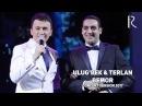 Ulug'bek Rahmatullayev Terlan Novxani - Bemor | Улугбек ва Терлан - Бемор (concert version 2017)