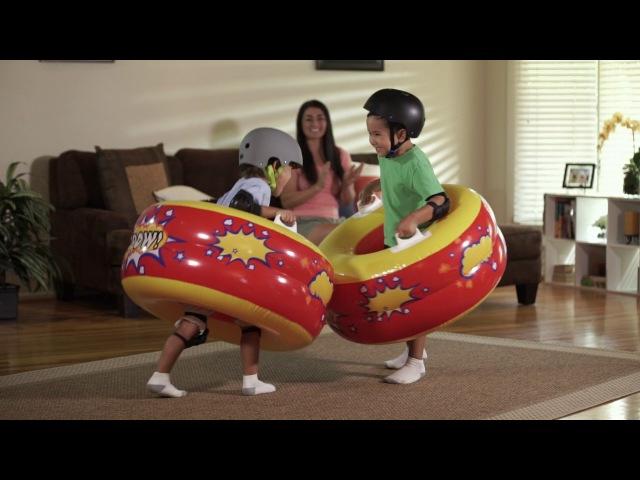 Идея подарка мальчикам INTEX 44601 Ka Pow Bumpers