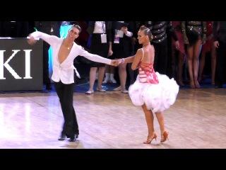Davide Corrodi & Maja Kucharczyk | Jive | WDSF World Championship Youth 10 Dance