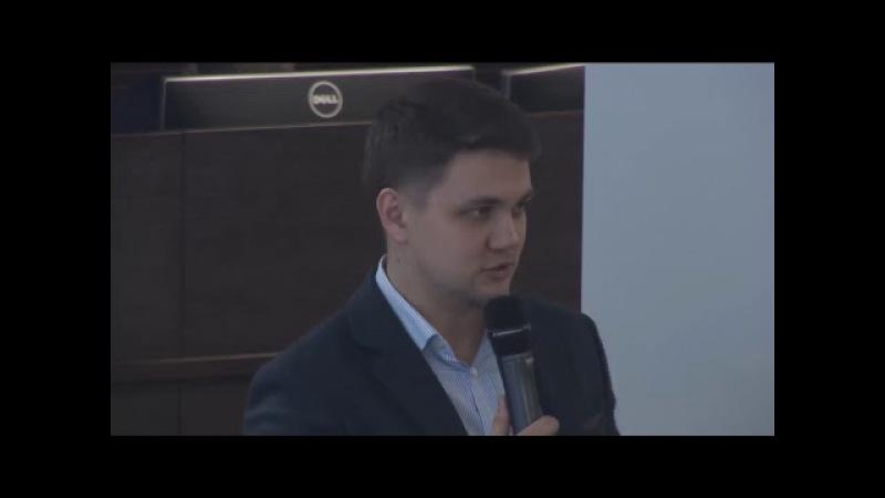 Пресс конференция III Международный омский ИТ форум 18 01 2018 г