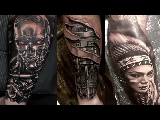 Best tattoos in the world HD 2017 [ Part 19 ] - Amazing Tattoo Design Ideas