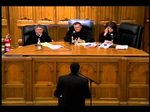 Enrique Schaerer—Yale Law School Moot Court Finals