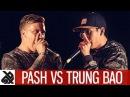 PASH vs TRUNG BAO WBC Solo Battle FINAL