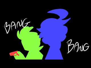 [INVADER ZIM] Bang Bang/MEME