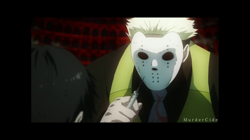 Токийский гуль - Джейсон  Tokyo Ghoul - Jason ( Sadist )☨☨☨