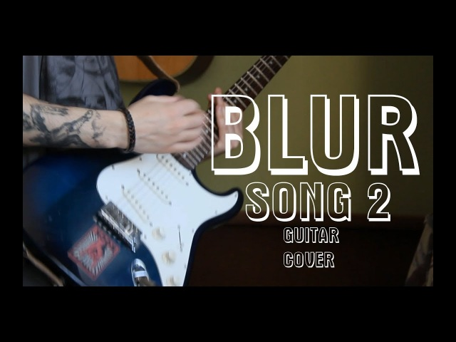 Blur - Song 2 (guitar cover) HD | Mike Ovecha