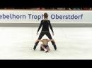 Penny COOMES / Nicholas BUCKLAND GBR Free Dance Nebelhorn Trophy 2017